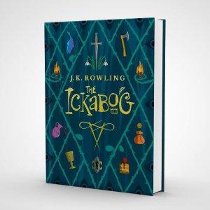 售价€20 豆瓣评分8.3J. K. 罗琳 新书 The Ickabog 亚马逊4.8超高分好评 英语法语都有