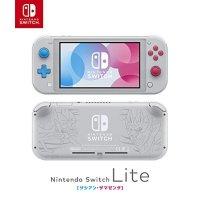 任天堂 Nintendo Switch Lite 精灵宝可梦剑盾限定版