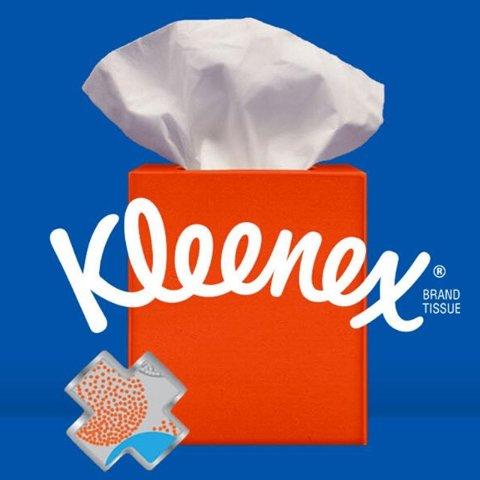 抽纸£1/盒 厕所纸补货啦Kleenex 舒洁纸类用品全攻略 绵柔抽纸、清洁湿巾都有