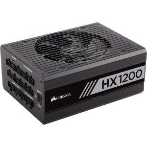 $99.99 买到赚到传家宝逆天价:Corsair HX1200 1200W 80+ 铂金 全模组电源