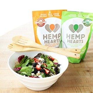 $4.72Manitoba Harvest Hemp Hearts Raw Shelled Hemp Seeds, Natural, 7oz.