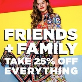 25% Off EverythingFriends And Family Sale @ alice + olivia