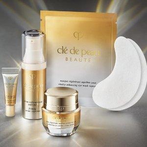 4-Pc Beauty Bonus with PurchaseCle de Peau Beaute Free Bonus Gift