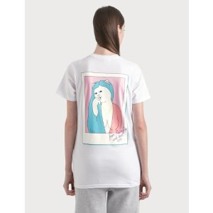 RipndipLove Letter T-Shirt