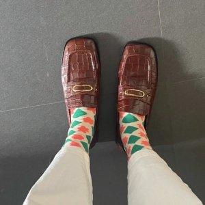 一律8折 封面爆款小皮鞋 补码Mnago 秋季新款简直开挂 又A又欲的美鞋大赏 你准备好了吗