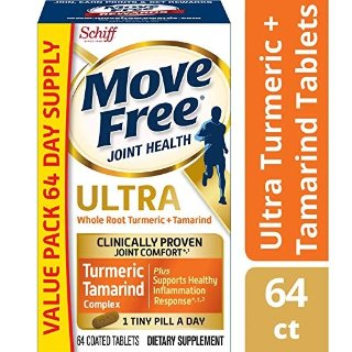 $16.7(原价$20.68)Move Free 维骨力最新款 含姜黄素和罗望果