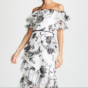 Up to 60% offMarchesa Notte Dress @ THE OUTNET