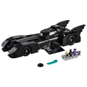 Lego1989 蝙蝠侠战车 76139 | DC 超级英雄系列