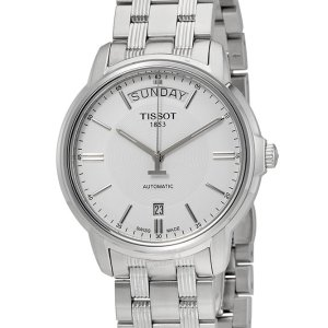 Extra $70 OffTISSOT T-Classic Automatic III Day Date Men's Watch