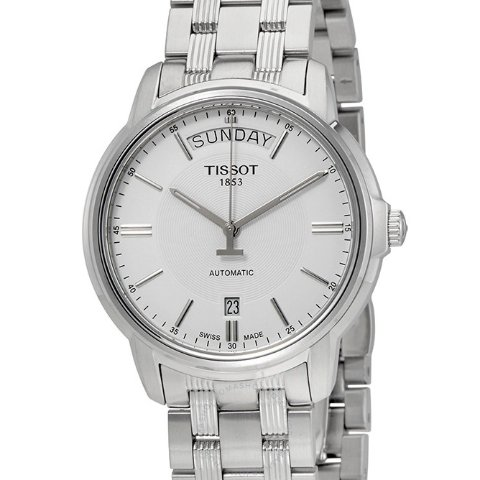 Extra $30 OffTISSOT T-Classic Automatic III Day Date Men's Watch