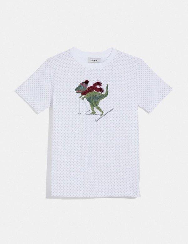 小恐龙短袖