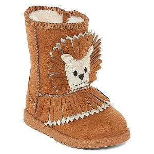 1b8c220d0c22 Buy One Get Two FreeOkie Dokie Girls Gingerbread Winter Boots