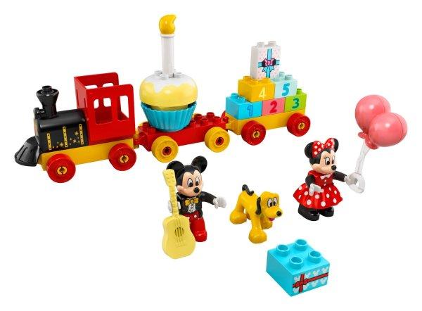 米奇和米妮的生日火车 10941 | 迪士尼系列