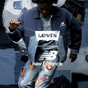 11月10日发售预告:Levi's X New Balance 全新联名牛仔系列来袭 时尚又复古