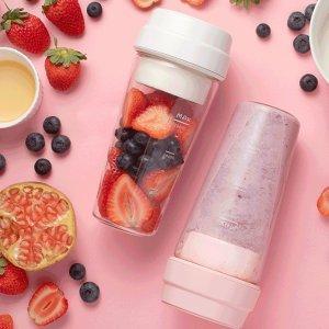$39.91(原价$59.95)健康养生小米 便携式果汁机 新鲜纯正果汁随身行
