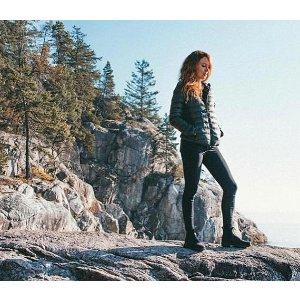 立减$50LOLE 女款冬天外套满$250享优惠 保暖性好、轻量贴身