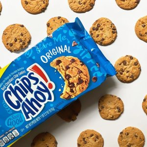 低至$1.88 凑单来几包CHIPS AHOY! 趣多多曲奇饼干热卖  多种口味选 好吃好心情