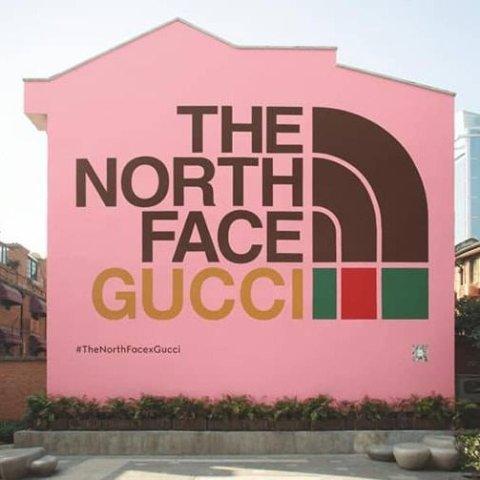 冲锋衣、T恤、户外靴都有上新:Gucci x The North Face 联名系列已发售