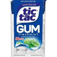 Tic Tac 无糖口香糖 薄荷口味 12盒装