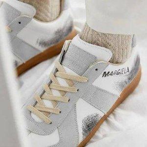 5折起 €217收德训鞋Maison Margiela 最火最in大牌折扣入 Tabi、德训鞋等好价入
