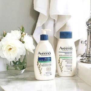 $3.28起 适合敏感肌Aveeno 精选护肤产品额外6折热卖