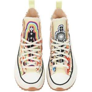 $118(原价$237)Converse Runstar Hike Sneaker 独特配色