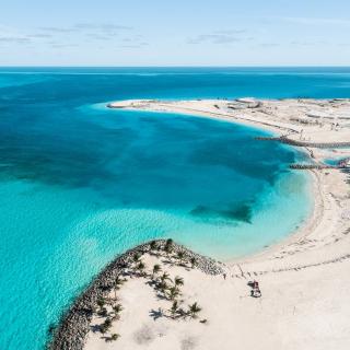 $219起 探访全新私家小岛Ocean Cay5天巴哈马邮轮 新船地中海荣耀号11月船期 搭载太阳马戏团大秀