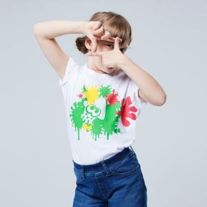 现在$5.9 原价$9.9上新:Uniqlo 儿童UT合作款T恤特惠 LEGO、夏威夷系列等都有