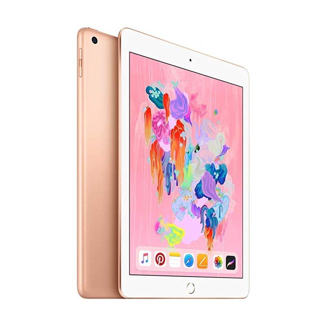 iPad (Wi-Fi, 128GB) 玫瑰金