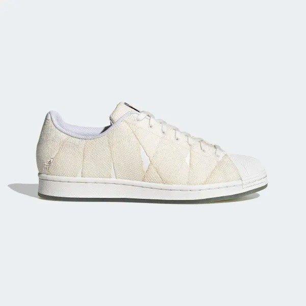 Superstar 50 CLN 绑带设计款小白鞋