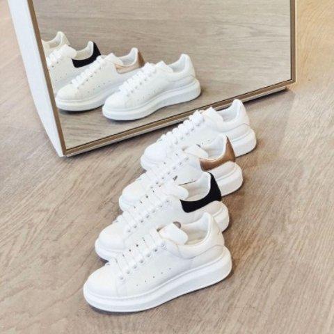 变相4折起 马丁靴$402Alexander Mcqueen 最全款式配色   小白鞋、厚底靴好价入