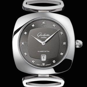 $1700Dealmoon Exclusive: Glashutte Pavonina Women's Watch 1-03-01-06-12-14
