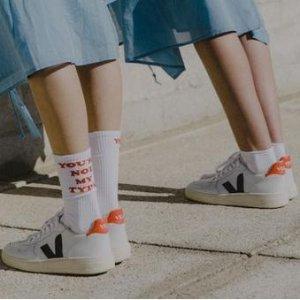 低至2.5折 不一样的小白鞋Veja 精选潮鞋热卖 宋仲基超爱的小白鞋