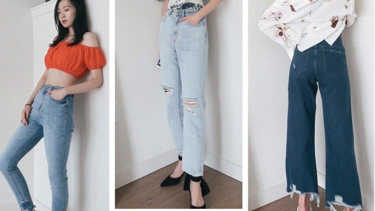 3条牛仔裤的6种穿搭   DL1961牛仔裤测评