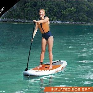 $299.81(Canadian Tire$579.99)Bestway Hydro-Force Oceana 充气站立式桨板