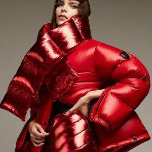 低至4折+免邮 羽绒服$257BD狂欢节:Rudsak 蒙城高奢羽绒服特卖 网红大毛领$315