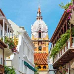From $359.14-Day Vacation in Colombia with Air&Breakfast