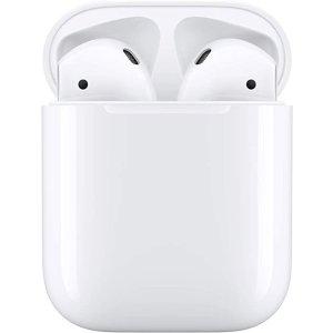 Apple库存有限!官网价$249Airpods 2代 有线充电版