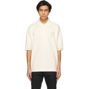 Off-White Oversize polo衫