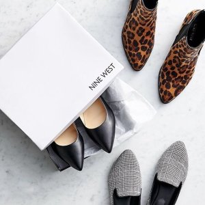 $10 OffNine West Fall Styles Shoes Sale