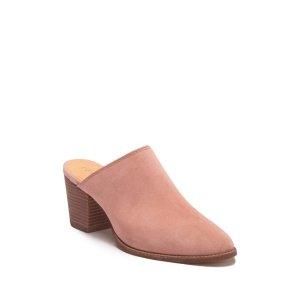 Harper 带跟穆勒鞋