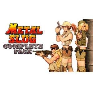 $2.99 (原价$30.96)《合金弹头》系列游戏套装 PC 数字版