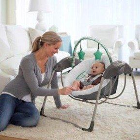 额外7.5折Graco 儿童高脚餐椅、电动摇篮折扣区促销