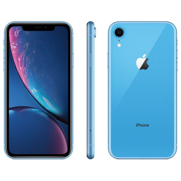 Straight Talk Apple iPhone XR 64GB Prepaid