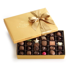 $45.31Godiva 经典巧克力礼盒装  36粒