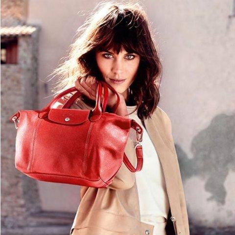 低至6.3折+无关税 $137起最后一天:Longchamp 珑骧万用饺子包特卖 明星王妃认证好用