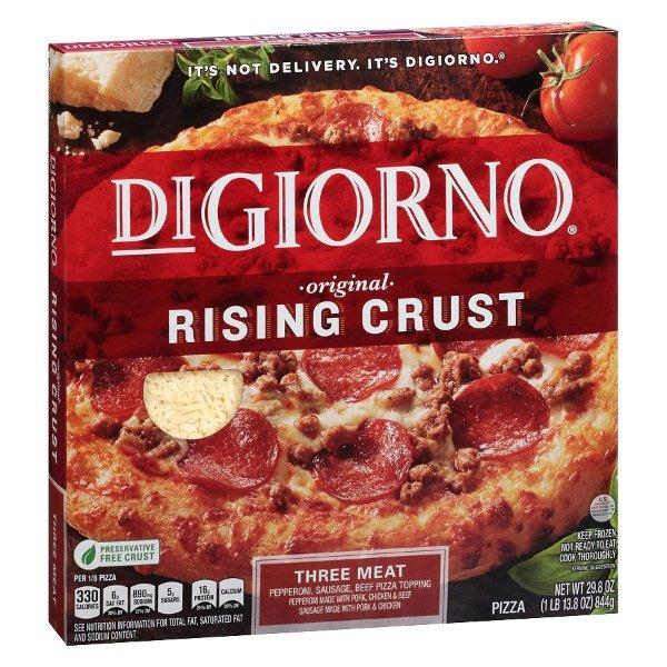 DiGiorno Rising Crust 什锦冻披萨