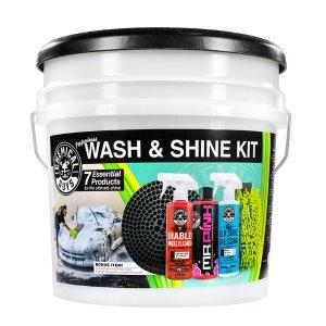 $39.88Chemical Guys 7 Piece Wash & Shine Kit