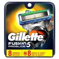 Gillette Fusion 5 ProGlide 替换剃须刀片8个