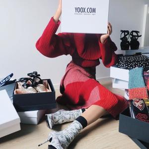 低至4折 Fendi、Moschino都参加黑五价:YOOX官网 精选美衣、鞋履、美包热卖